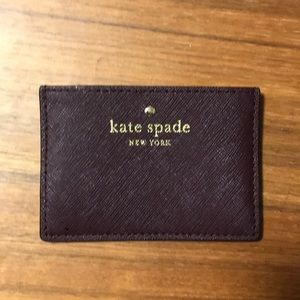 Kate Spade Card holder (wallet)